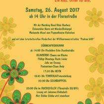 Klavieriki Flora Kiezfest