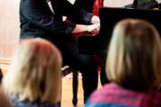 Klavieriki - Konzert im Salon Dreiklang, Berlin 04