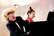 Klavieriki - Konzert im Salon Dreiklang, Berlin 07