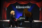 Klavieriki auf der AIDAmar 01